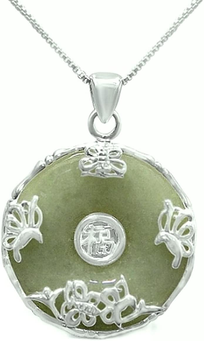 GRAPHICS /& MORE Mint Chocolate Chip Donut Yummy Green 1 Pendant with Sterling Silver Plated Chain