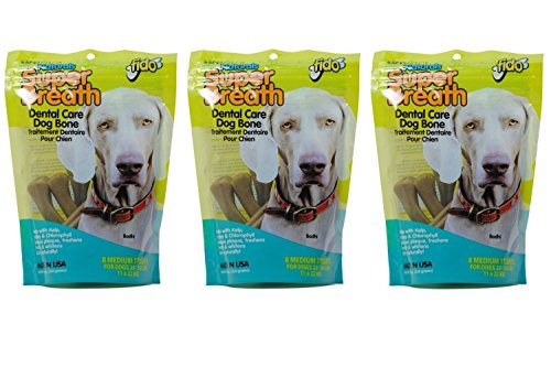 super breath dental care dog bone - 6