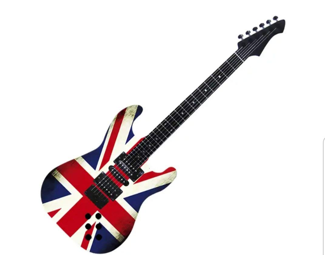 Geguton Magnetic Photo Board Guitar UK by Geguton