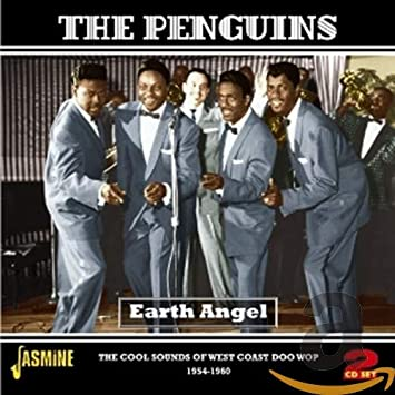 Amazon | Earth Angel: Cool Sounds of West Coast Doo Wop 195 | Penguins |  R&B | 音楽