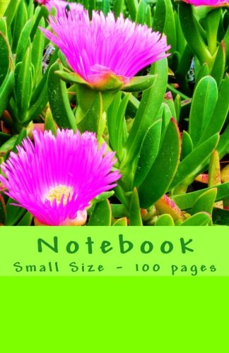 Download Notebook - Small Size - 100 pages: Original Design Nature 12 ebook