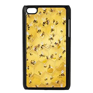 CHENGUOHONG Phone CaseHoney Bee Art Design FOR IPod Touch 4th -PATTERN-3