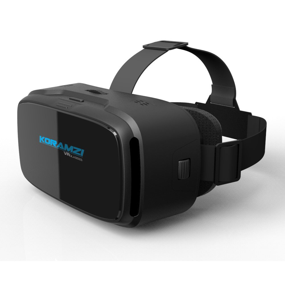 Koramzi Vr 3D Glasses Virtual Reality Headset/ Vr Goggles For Any 4-6 Inch Sm.. 18