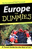 Europe for Dummies, Reid Bramblett, 0764561901