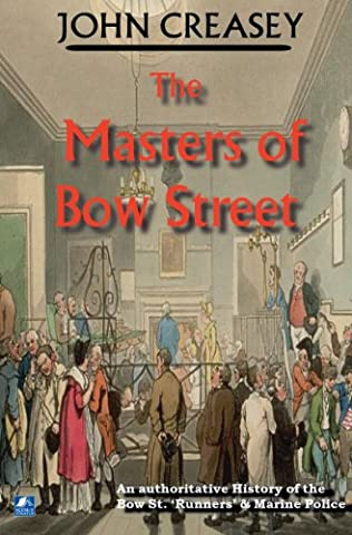 book cover of The Masters of Bow Street