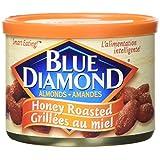 Blue Diamond Almonds Honey Roasted Almonds, 170 Grams