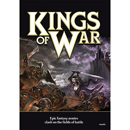 Kings of War: Epic Fantasy Armies Clash on the Fields of Battle Alessio Cavatore