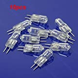 Light Bulb 20w 20 Watt 12v 10pcs/lot Lumens & Long Life Used In Ceiling Lights, Table Lamps, Outdoor Undercabinet Fixtures And Closet Lights