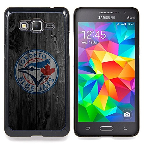 - Toronto Blue Jay Baseball/ Hard Snap On Cell Phone Case Cover - Cao - For Samsung Galaxy Grand Prime G530H G5308