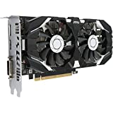 MSI Computer Video Graphic Cards GTX 1050 2GT OC