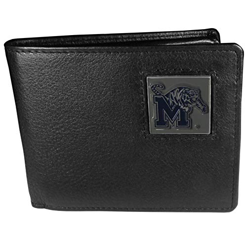 NCAA Memphis Tigers Leather Bi-fold Wallet ()