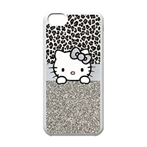 SOPHIA Phone Case Of Hello Kitty cute girl Fashion Style for iPhone 5C
