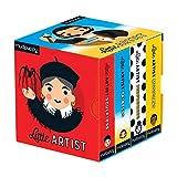 Little Artist Board Book Set