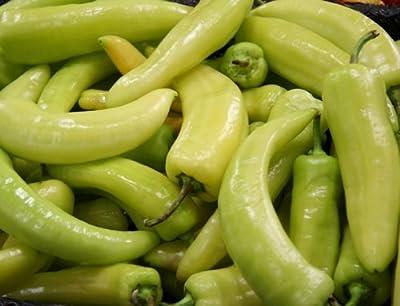 50+ Sweet Hungarian Banana Pepper Seeds