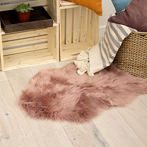 Jean Pierre Faux-Fur 24 X 36 in. Runner Area Rug, ()