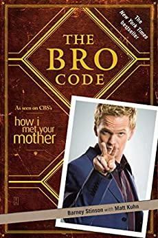 The Bro Code by [Stinson, Barney]