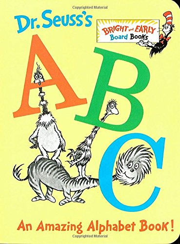 Dr Seusss ABC Amazing Alphabet