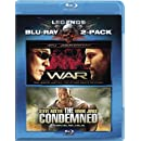 War / The Condemned (Two-Pack) [Blu-ray]