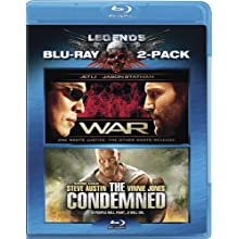 War / The Condemned (Two-Pack) [Blu-ray] (2010)