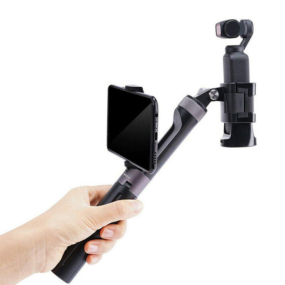 for DJI OSMO Action Camera, Hand Grip Tripod Handheld Stabilizer Holder/Pocket Sports Camera Accessories