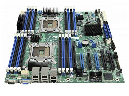 Intel S2600CP4 Server Motherboard - Intel C600-A Chipset - Socket R LGA-2011, DBS2600CP4