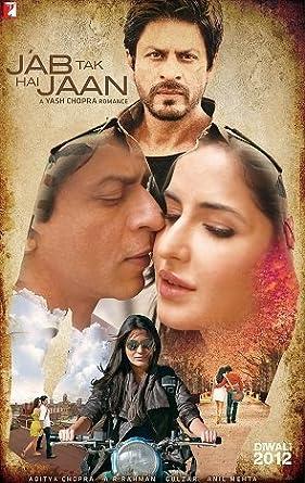 Jab Tak Hai Jaan Bollywood Film Mit Shahrukh Khan 3 Dvd Ausgabe