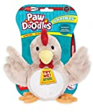Pawdoodles Squeebles Dog Toy, Chicken, My Pet Supplies