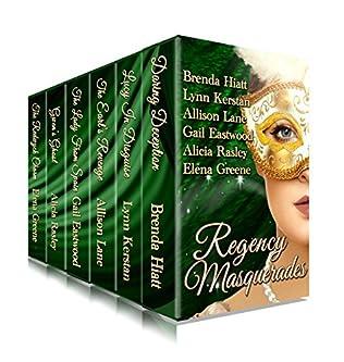 book cover of Regency Masquerades