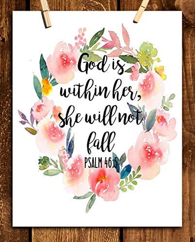 he Will Not Fall