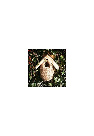 Wildlife World Schlafnest Bzw Nisthilfe Fur Vogel Mit Nest Tasche
