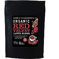 Honest to Goodness, Organic Red Velvet Latte Blend, 250g
