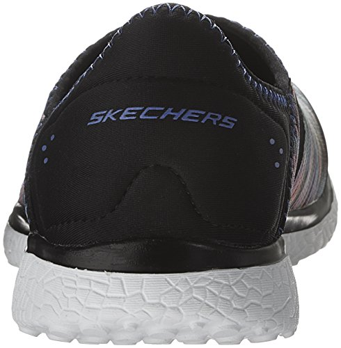 Athletic Outdoor Sport Skechers Slip Microburst Greatness Mf Black Women's with and Active Multicolor Dyed Shoes Space on UCwqPOAC