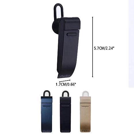 c33b1b15a3a Aolvo Instant Translator Device Smart Wireless Bluetooth Headset, Language Translating  Headphones 4.2 In Ear Earpiece