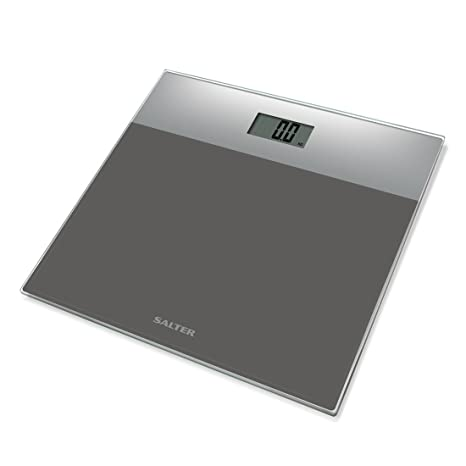 Salter 9206 SVSV3R - Báscula, 1 W, color silver