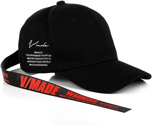 Gorras de béisbol de Tira Larga Sombrero para Hombre Sombreros de ...