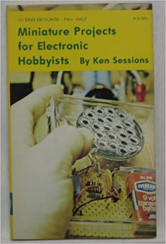 Miniature projects for electronic hobbyists,