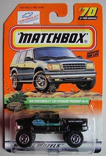 chevy silverado matchbox - 9