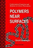 Polymers Near Surfaces: Conformation Properties and Relation to Critical Phenomena
