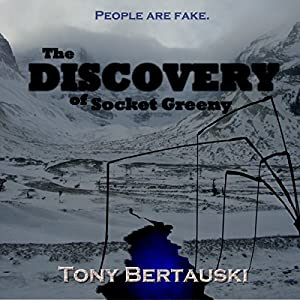 The Discovery of Socket Greeny Audiobook