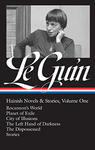 Ursula K. Le Guin: Hainish Novels and Stories, Vol. 1 (The Library of America)