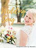 Wedding Song - Can't Help Falling In Love with You - Elvis Presley - Saxophone Cover by Alexandra