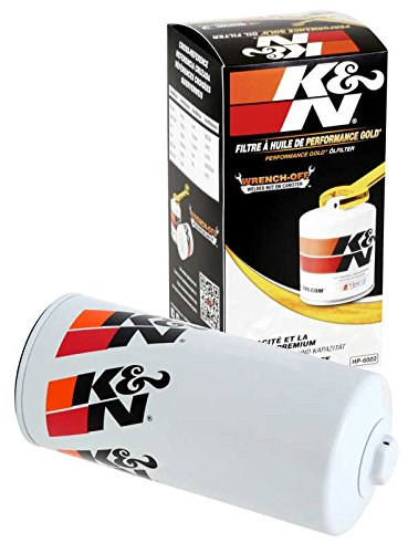 HP-6002 K&N Performance Oil Filter; AUTOMOTIVE (Automotive Oil Filters):