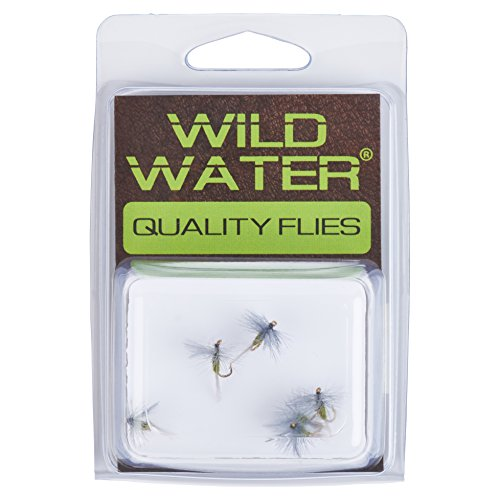 Wild Water Blue Winged Olive, Size 16, Qty. 6