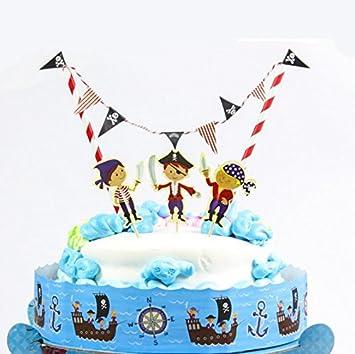 Kuchen Topper Geburtstag Cupcake Bunting Flag Topper Geburtstag