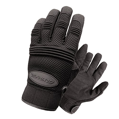 Olympia 760 Air Force Gel Motorcycle Sport Gloves (Black, X-Large) (Olympia Gel)