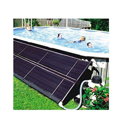 Swimming pool solar panel
