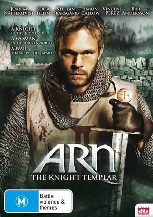 Arn: The Knight Templar (2007) ( Arn - Tempelriddaren ) ( Arn - Der Kreuzritter ) [ NON-USA FORMAT, PAL, Reg.4 Import - Australia ]