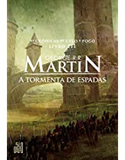 A tormenta de espadas: As Crônicas de Gelo e Fogo, volume 3