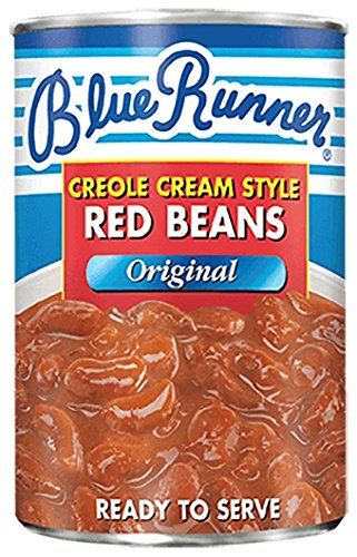 Blue Runner Creole Cream Style Red Beans (3-pack of 27-oz ()