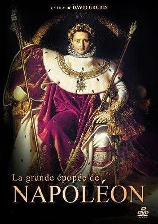 La Grande épopée de Napoléon [Francia] [DVD]: Amazon.es: David Grubin: Cine y Series TV